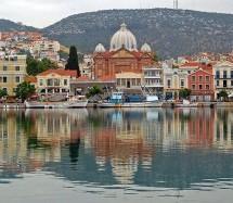 A origem da Ilha de Lesbos