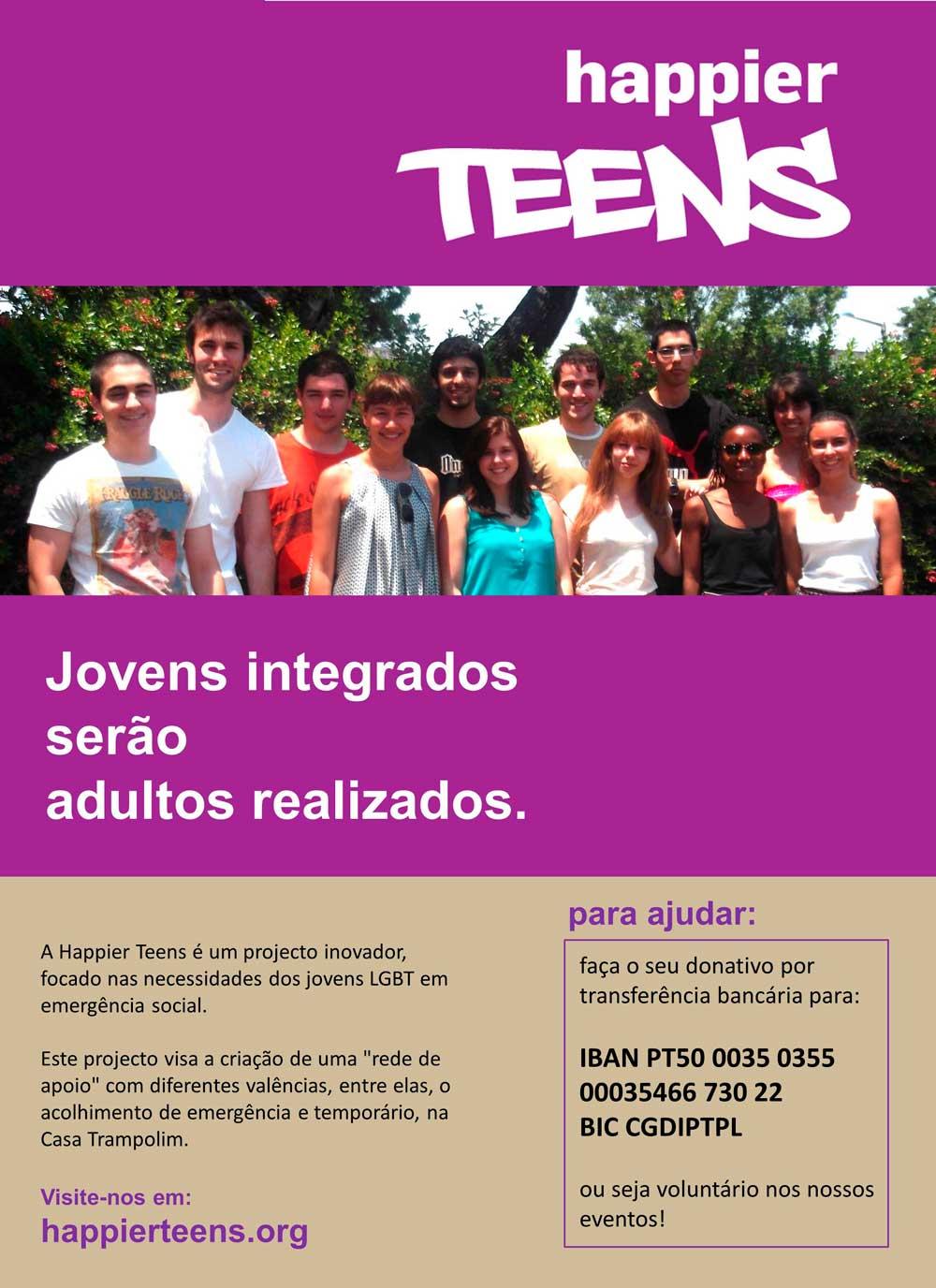 projecto Happier Teens