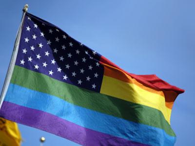 bandeira lgbt america