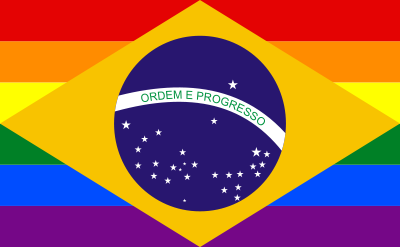 bandeira lgbt brasil