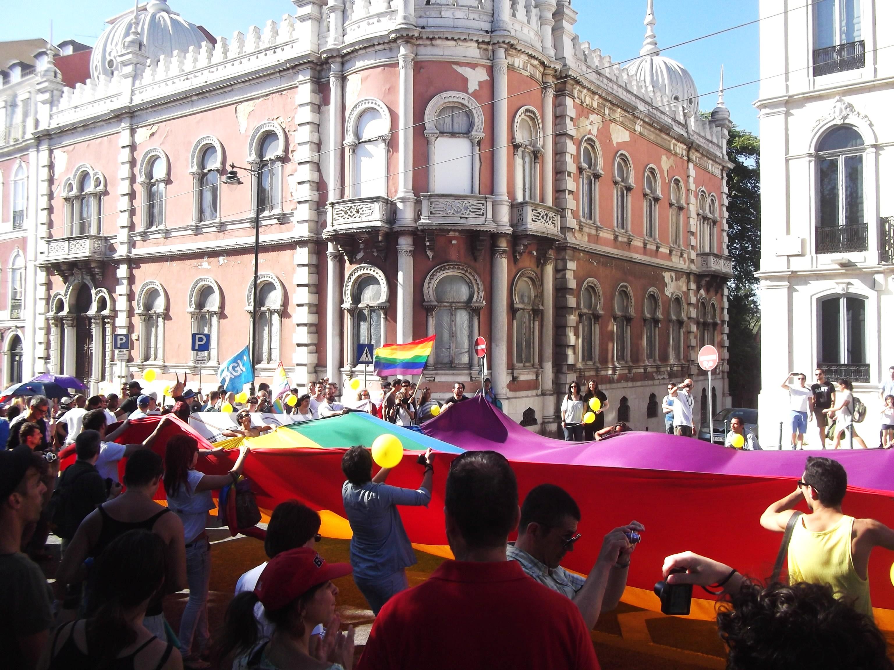 marcha orgulho lgbt 2012