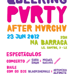 queering party cartaz oficial